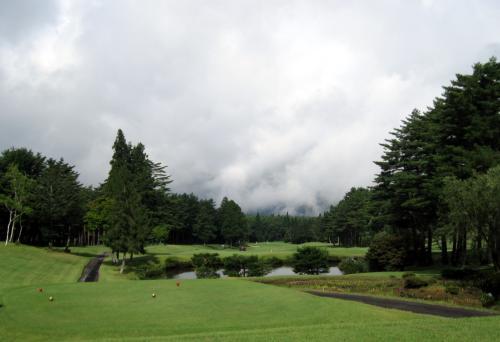 鷲ケ岳高原ゴルフ倶楽部5
