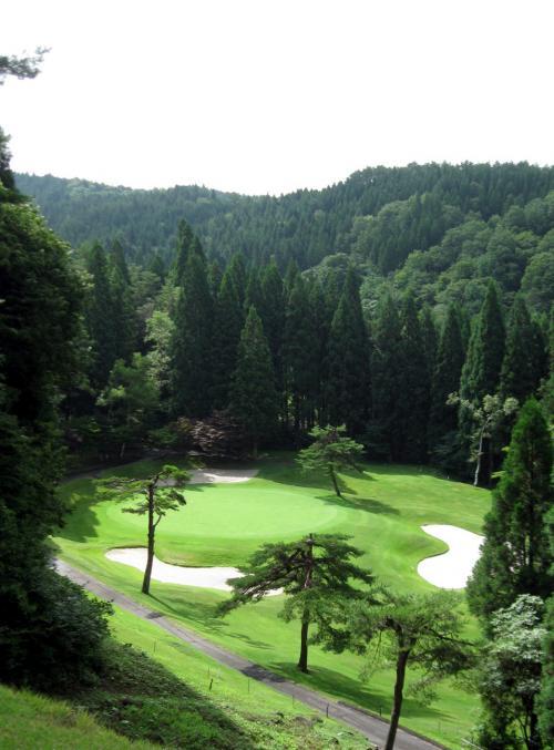 鷲ケ岳高原ゴルフ倶楽部3