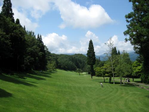 鷲ケ岳高原ゴルフ倶楽部2
