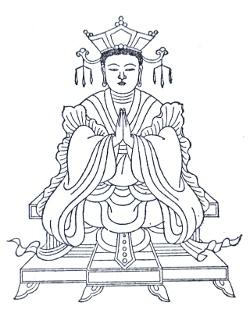 主夜神(望月仏教大辞典より)