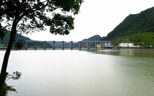120711船明ダム湖-4