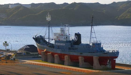 121210捕鯨船