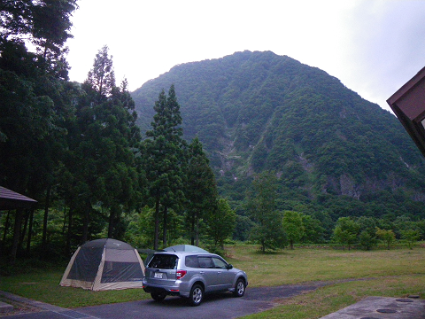 キャンプサイト201207