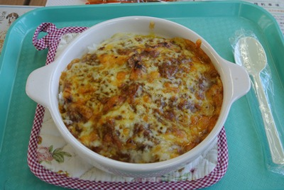 岐阜 インドカレーでチーズ焼きカレー