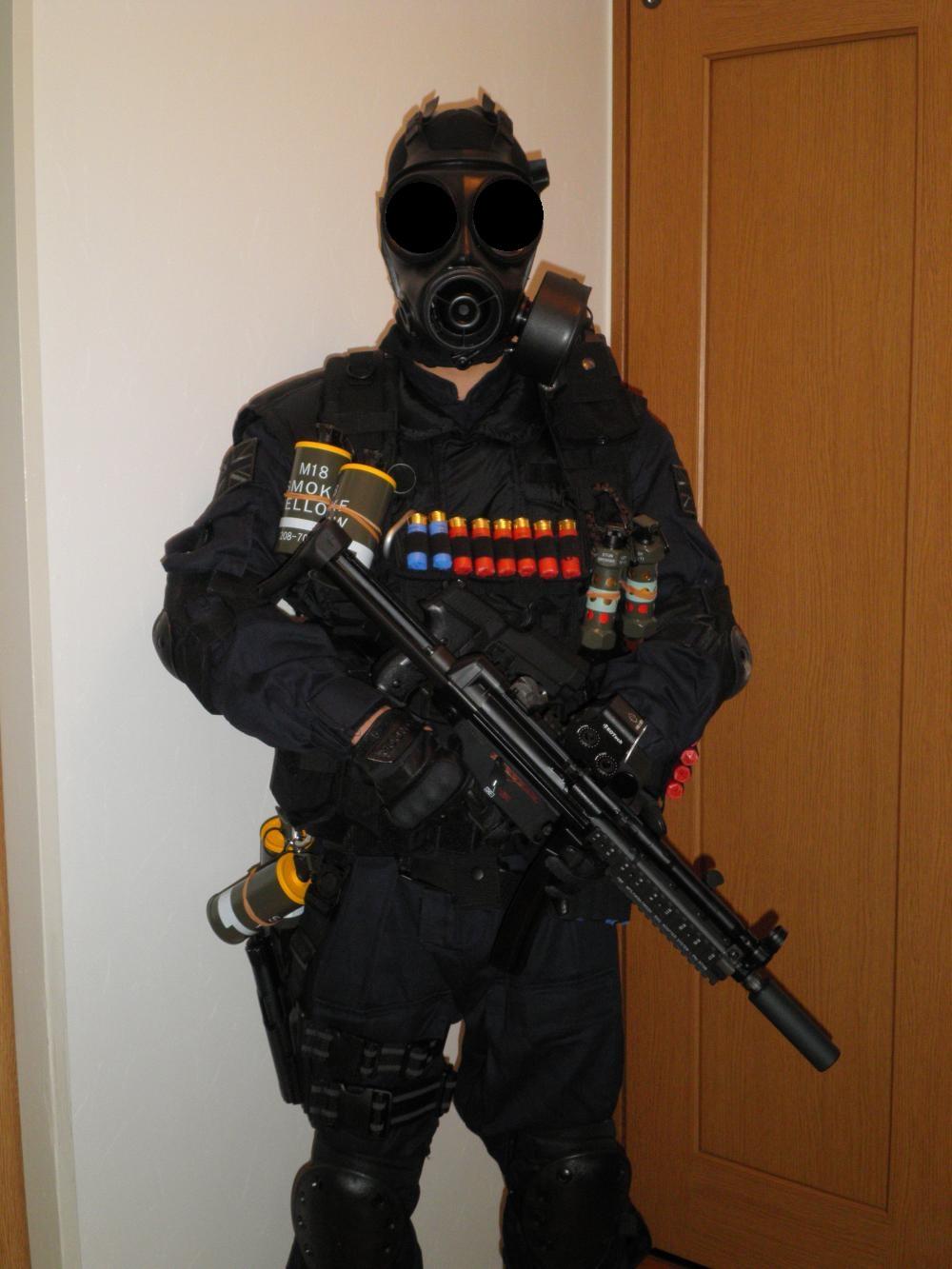 Shunな日常 MW3 SAS インドア装備その5
