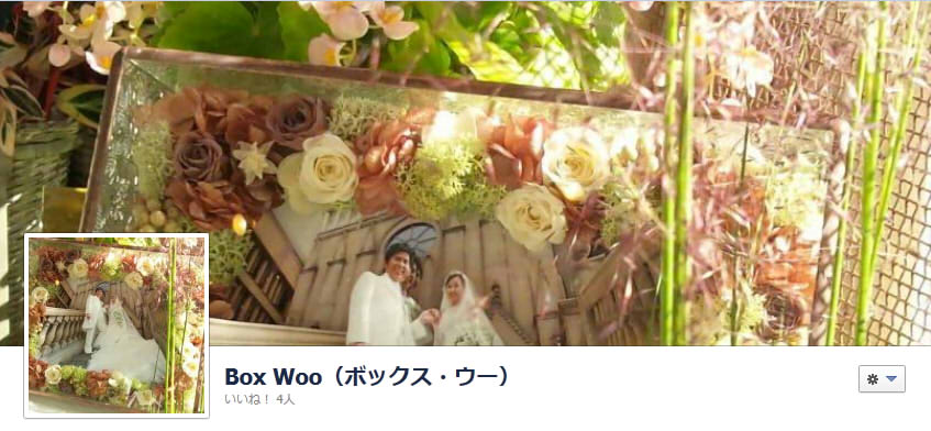 フェイスブックトップページ