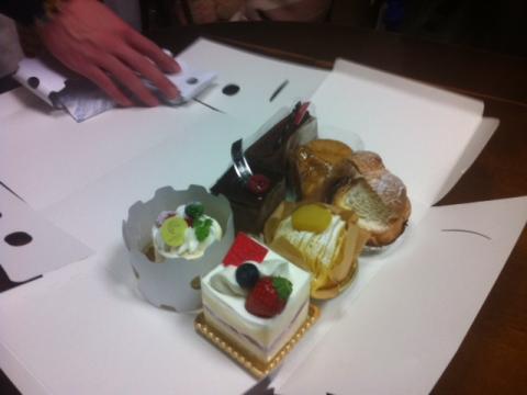 2013年ケーキ1
