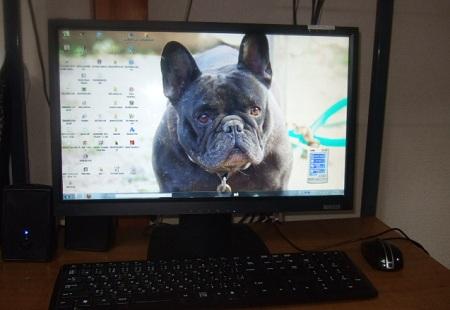 我が家のパソコン
