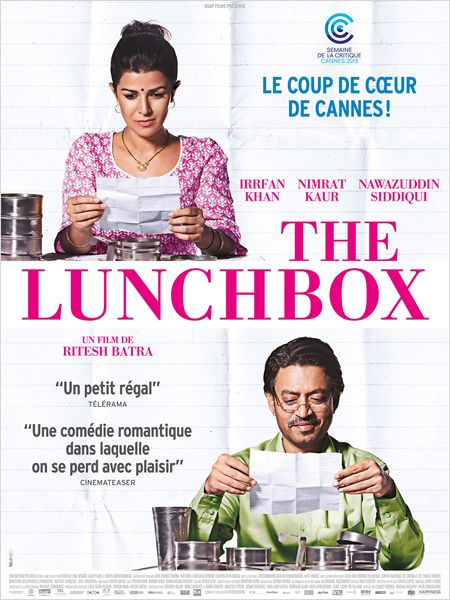 『ランチボックス』インド映画