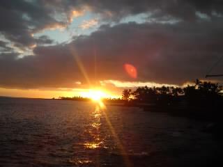 20120625-ハワイ-サンセット