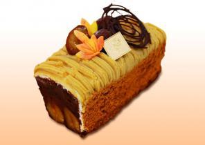 10月のサンクスデーケーキ