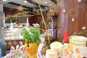 2012年7月洋菓子店の笹