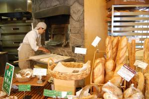 ブーランジェリー パン製造の様子