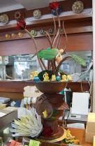 濱田シェフチョコレート細工2012年5月