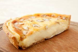 カマンベールチーズのタルト