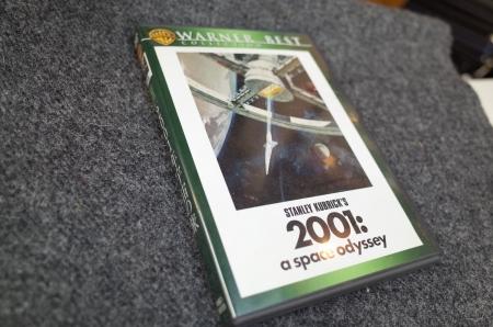2001年宇宙の旅のスーツ
