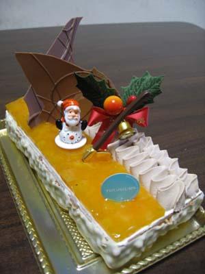 クリスマスディナー2012 3