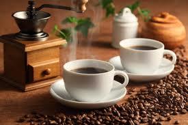 朝ビジ コーヒー