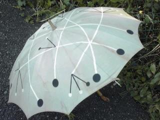 祖母の日傘