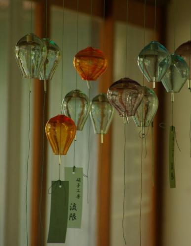 吹きガラス体験5