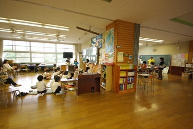 つながった教室