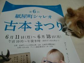 6月7日らてくんポスター