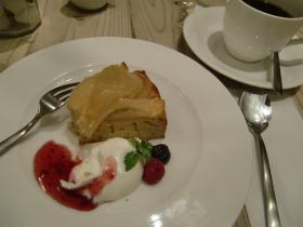 11月19日りんごのケーキ