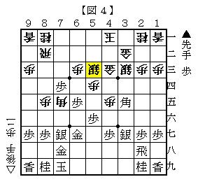 気になっている局面図4