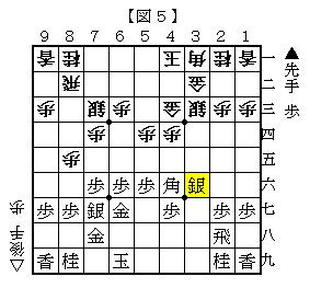 気になっている局面図5