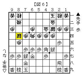 気になっている局面 図6
