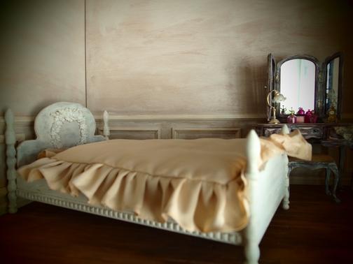 ブライスのベッド