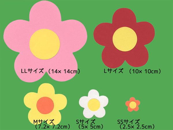 チューリップは下の画像のよう ... : 花 型紙 無料 : 無料