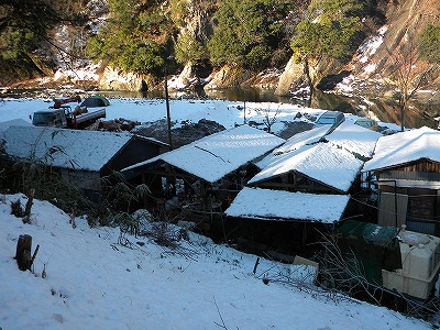 大寒ツーリングキャンプ 129