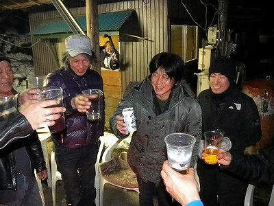 大寒ツーリングキャンプ 098