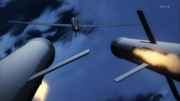 22 プレデター ミサイル
