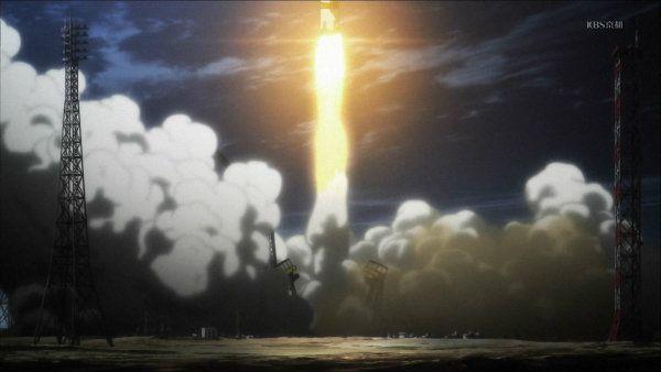 0 ロケット発射