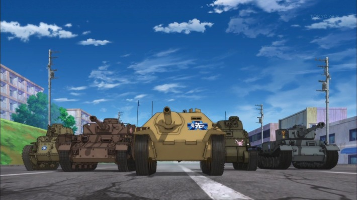 0 戦車隊