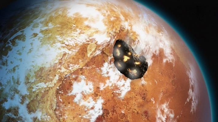 1 地球 遊星爆弾