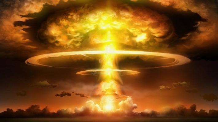 1 遊星爆弾 爆発