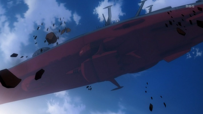 2 ヤマト 浮遊