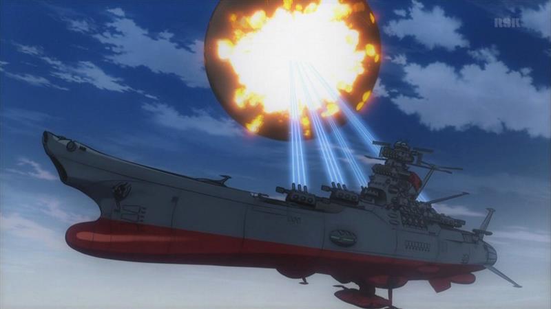 2 ヤマト 惑星間弾道弾を攻撃