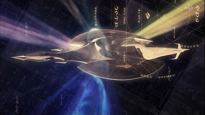 2 ユリーシャ宇宙船