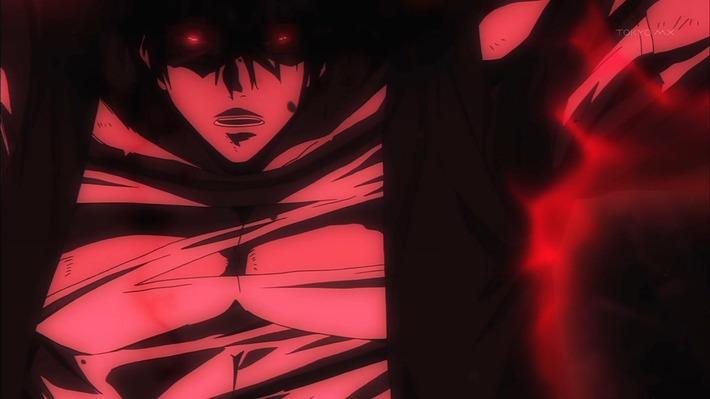 3 魔王 悪魔の姿 魔力を絞る