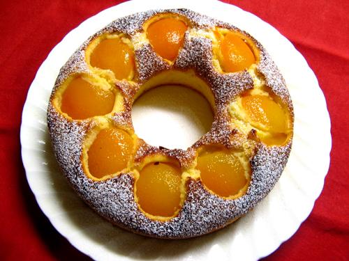 アプリコットリングケーキ-3
