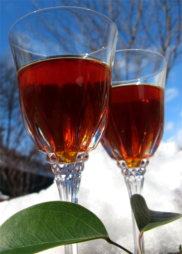 ムベ果実酒ー1
