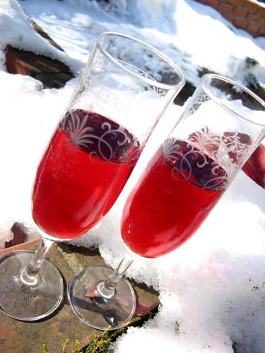 ブルーベリー酒ー2