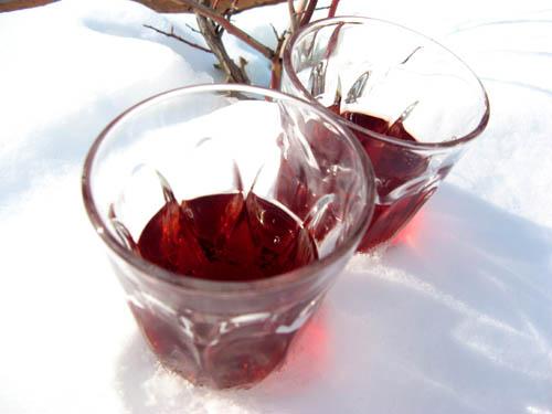 アメリカンレッドチェリー酒-1