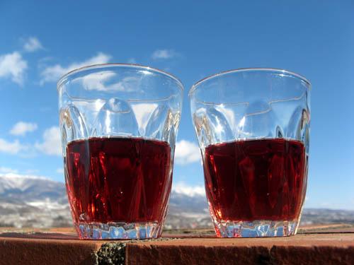 アメリカンレッドチェリー酒-2