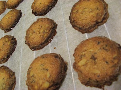 オニグルミクッキーー1