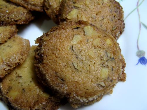 オニグルミクッキーー2
